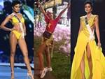 Nhan sắc lai đẹp rực rỡ của Tân Hoa hậu Hoàn vũ 2018 và loạt thành tích khủng trên hành trình đoạt được vương miện-20