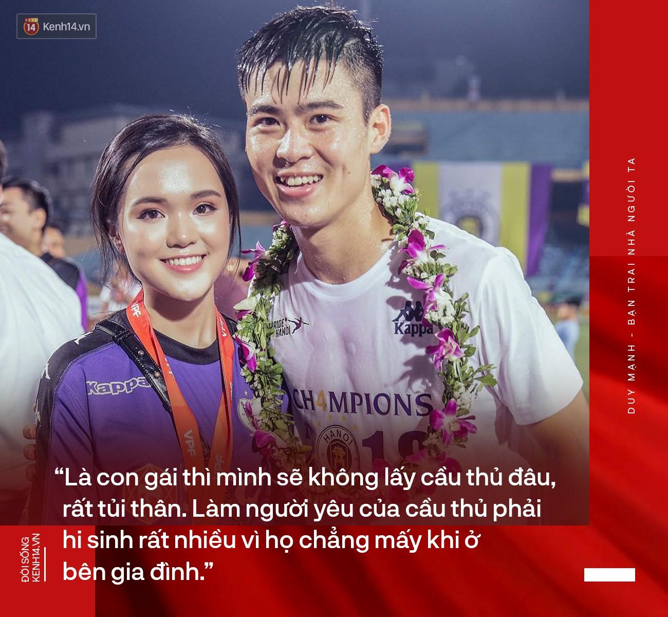 Bạn trai nhà người ta Duy Mạnh: Chiến thắng, vinh quang hay mọi điều tốt đẹp nhất đều dành tặng bạn gái-2