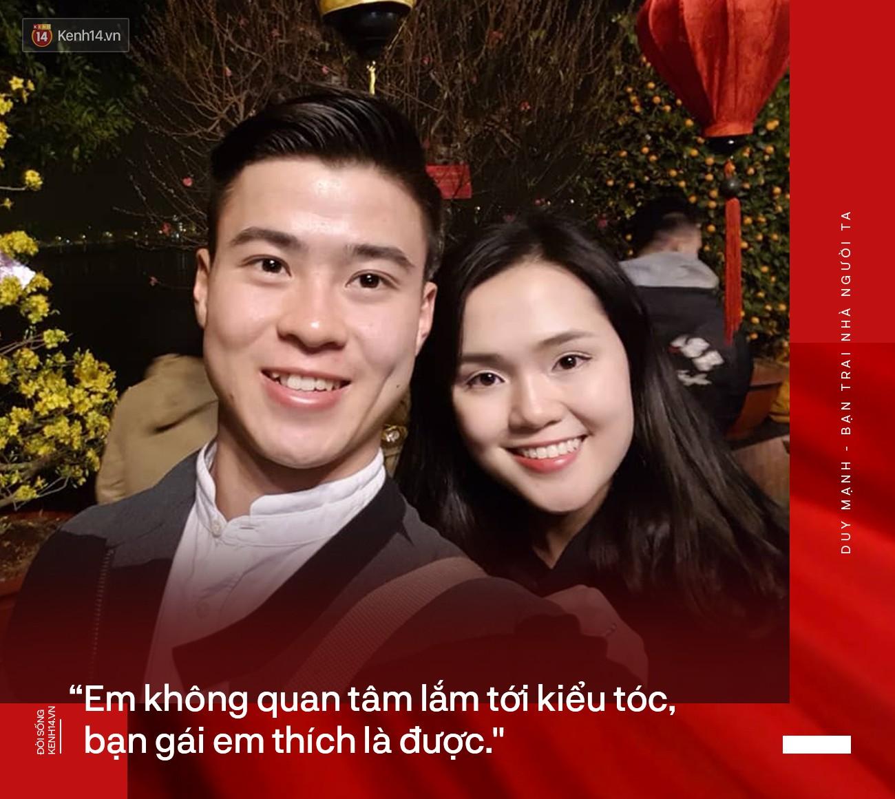 Bạn trai nhà người ta Duy Mạnh: Chiến thắng, vinh quang hay mọi điều tốt đẹp nhất đều dành tặng bạn gái-6