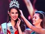 Khoảnh khắc đăng quang khó đỡ ở các cuộc thi hoa hậu thế giới-1