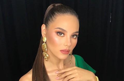 Nhan sắc lai đẹp rực rỡ của Tân Hoa hậu Hoàn vũ 2018 và loạt thành tích khủng trên hành trình đoạt được vương miện-12