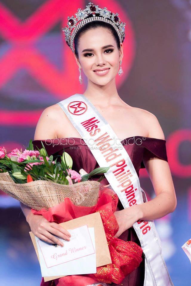 Nhan sắc lai đẹp rực rỡ của Tân Hoa hậu Hoàn vũ 2018 và loạt thành tích khủng trên hành trình đoạt được vương miện-7