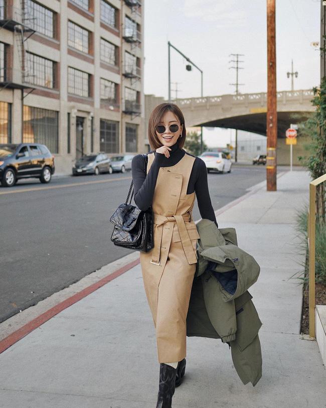 """10 công thức diện đồ không áo khoác"""" dành cho nàng công sở thường xuyên ngồi văn phòng-2"""