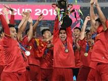 Clip: Những khoảnh khắc xúc động, tự hào của ĐT Việt Nam trong ngày vô địch AFF Cup