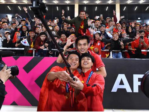 Khen ngợi chức vô địch AFF Cup, Chủ tịch AFC chờ đợi Việt Nam làm nên chuyện ở Asian Cup