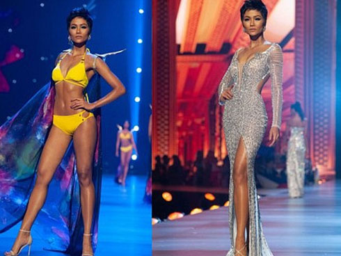 Nhìn lại những màn trình diễn quá sức tuyệt vời giúp H'Hen Niê lập kỳ tích vào Top 5 chung kết Miss Universe 2018