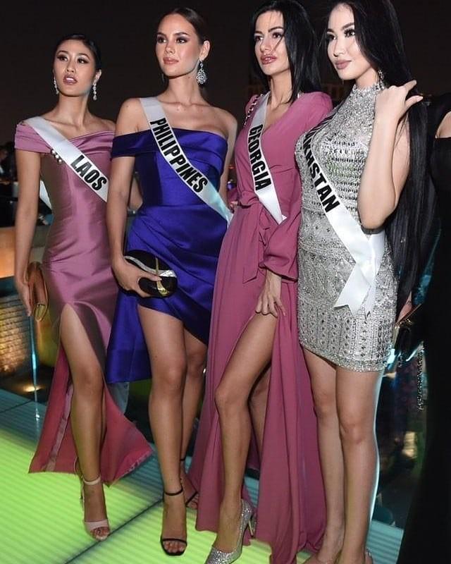 Style của tân Hoa hậu Hoàn vũ Catriona Gray: từ đầu đến cuối đều lộng lẫy như bà hoàng-5