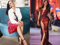 Style của tân Hoa hậu Hoàn vũ Catriona Gray: từ đầu đến cuối đều lộng lẫy như bà hoàng