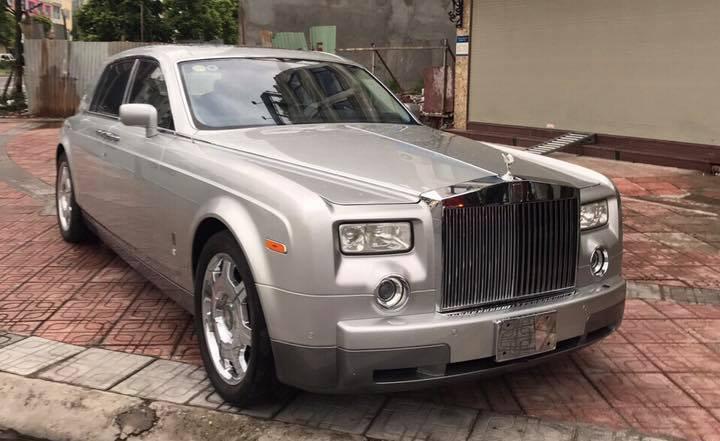 Vừa chuyển giao 2 lâu dài, Khải Silk còn bán cả siêu xe Rolls-Royce Phantom-2