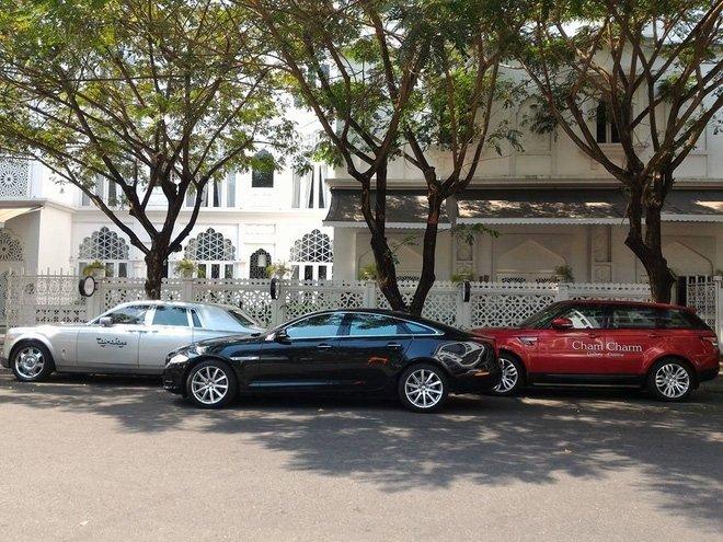 Vừa chuyển giao 2 lâu dài, Khải Silk còn bán cả siêu xe Rolls-Royce Phantom-5