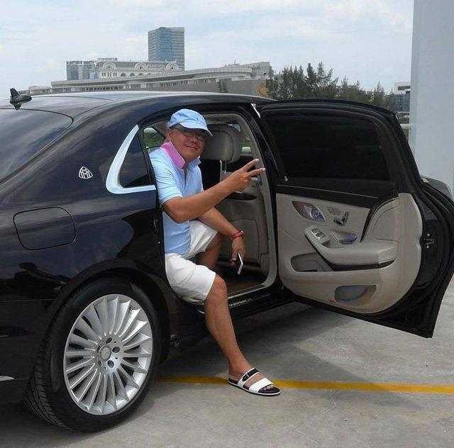Vừa chuyển giao 2 lâu dài, Khải Silk còn bán cả siêu xe Rolls-Royce Phantom-6