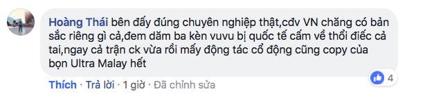 CĐV Việt Nam kêu gọi cấm kèn vuvuzela, trả lại bầu không khí trong sạch cho sân Mỹ Đình, đồng thời học hỏi cách cổ vũ chuyên nghiệp của Malaysia-14