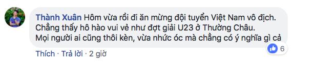 CĐV Việt Nam kêu gọi cấm kèn vuvuzela, trả lại bầu không khí trong sạch cho sân Mỹ Đình, đồng thời học hỏi cách cổ vũ chuyên nghiệp của Malaysia-16