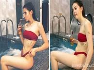 Sự thật gây sốc của gái xinh trên mạng xã hội