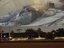 Đôi nam nữ ôm nhau tự tử bất động trên ghế đá làng đại học