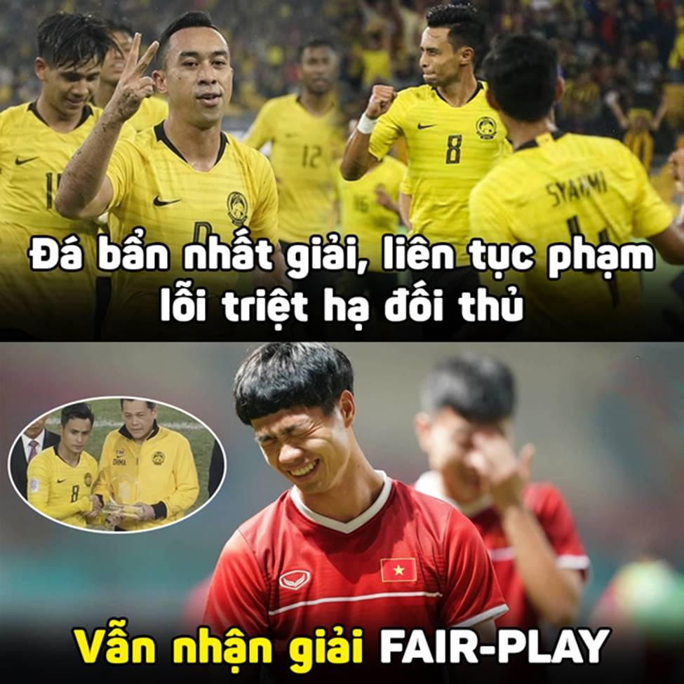 Mạng xã hội ngập tràn ảnh chế ăn mừng Việt Nam vô địch AFF Cup 2018-10
