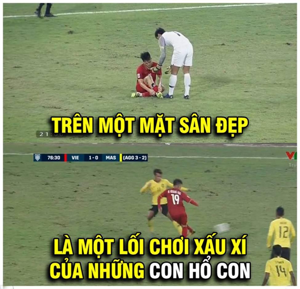 Mạng xã hội ngập tràn ảnh chế ăn mừng Việt Nam vô địch AFF Cup 2018-12
