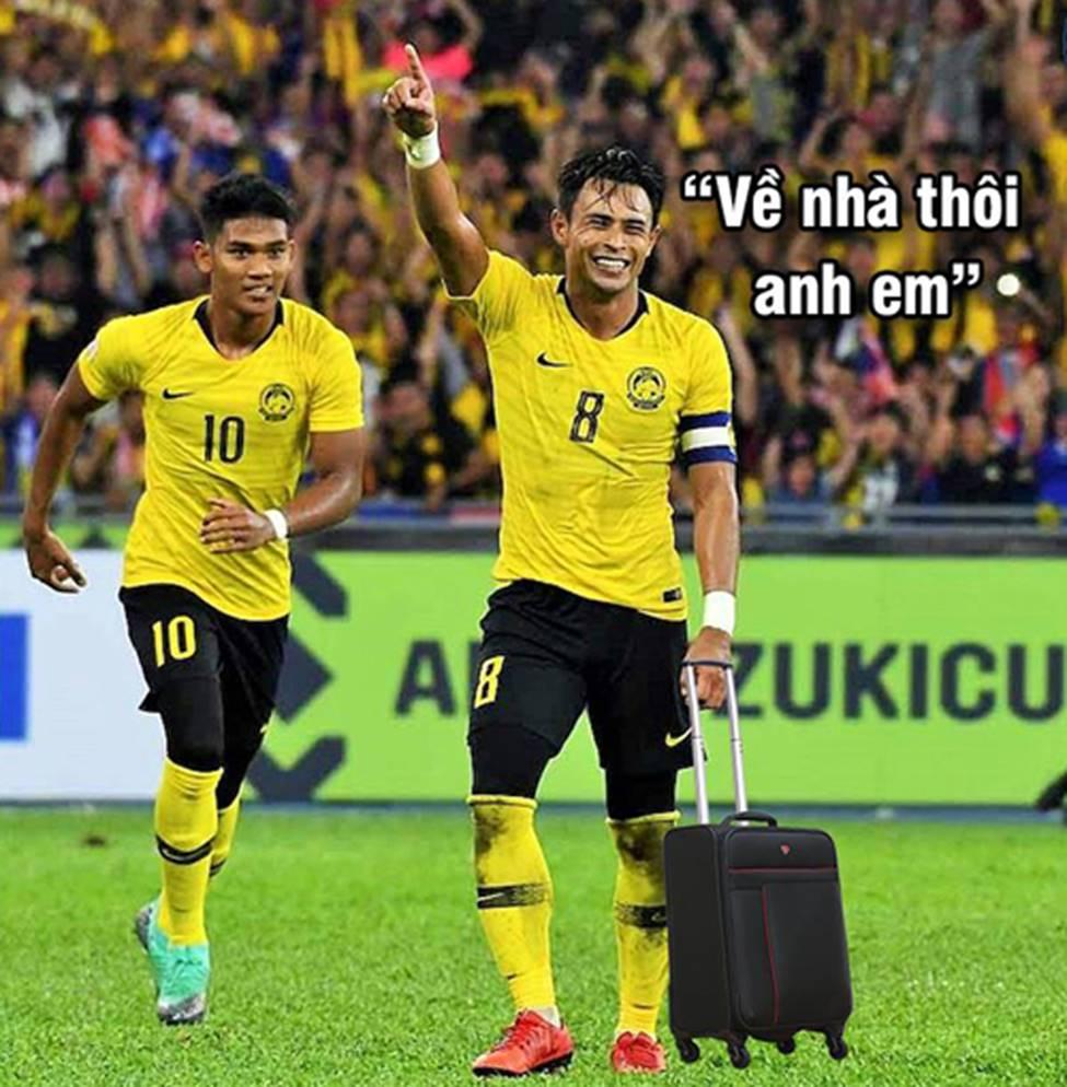 Mạng xã hội ngập tràn ảnh chế ăn mừng Việt Nam vô địch AFF Cup 2018-13
