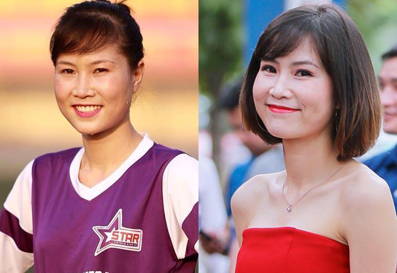 Rời sân cỏ, cảnh làm mẹ của hotgirl làng bóng, Quả bóng vàng Việt 2008 ra sao sau 10 năm?-5