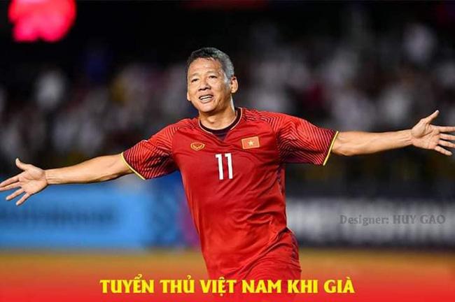 Dân mạng share điên đảo ảnh 50 năm sau của các cầu thủ Việt, nhìn sang Công Phượng, Bùi Tiến Dũng không thể nhịn cười-16