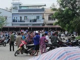 Tá hỏa phát hiện bệnh nhân tử vong trong khuôn viên bệnh viện