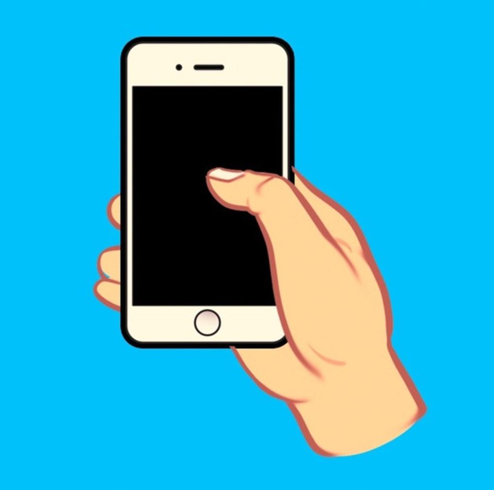 Cách cầm điện thoại thông minh có thể nói nhiều về tính cách của bạn-2