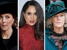 Hóa ra bà Camilla chính là người thúc đẩy sự rạn nứt giữa hai nàng dâu hoàng gia vì điều này