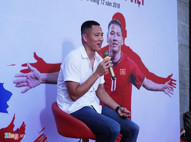 Tiền đạo Anh Đức nói gì khi không được chọn dự Asian Cup 2019?-1