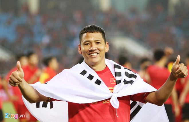 Tiền đạo Anh Đức nói gì khi không được chọn dự Asian Cup 2019?-2