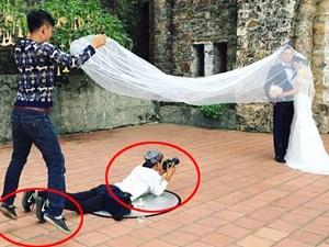 Muốn có ảnh cưới đáng nhớ phải thuê thợ ảnh có tâm