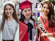 6 cô nàng du học sinh xinh nhất 2018: Người là bạn gái cầu thủ, người body như hotgirl, người giành học bổng khủng 15 tỷ đồng