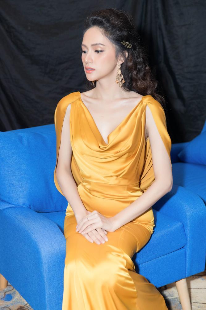 Hương Giang Idol đã đạt đến cảnh giới này rồi sao: ĐẸP bất chấp kiểu tóc hay mẫu váy kén dáng nhất-7