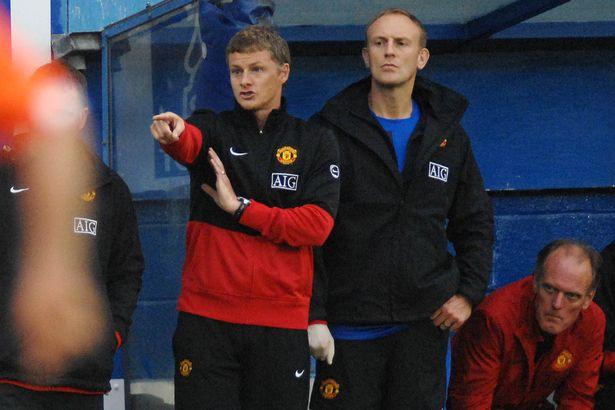 Man Utd vô tình xác nhận Solskjaer làm huấn luyện viên tạm quyền-1