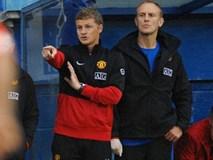Man Utd vô tình xác nhận Solskjaer làm huấn luyện viên tạm quyền