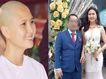 Xôn xao thông tin người đẹp Hoa hậu Việt Nam lấy chồng sau hơn 2 tháng tuyên bố đi tu