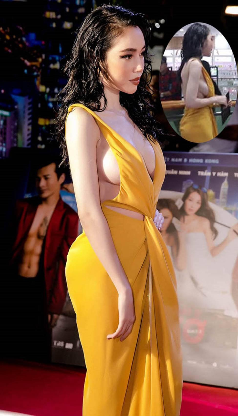 Mai Phương Thúy, Phi Thanh Vân lộ mỡ vì quần áo gợi cảm nhưng phản chủ-8