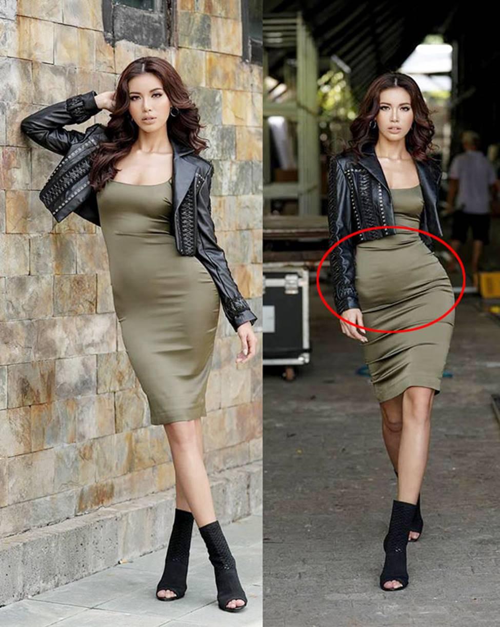 Mai Phương Thúy, Phi Thanh Vân lộ mỡ vì quần áo gợi cảm nhưng phản chủ-15