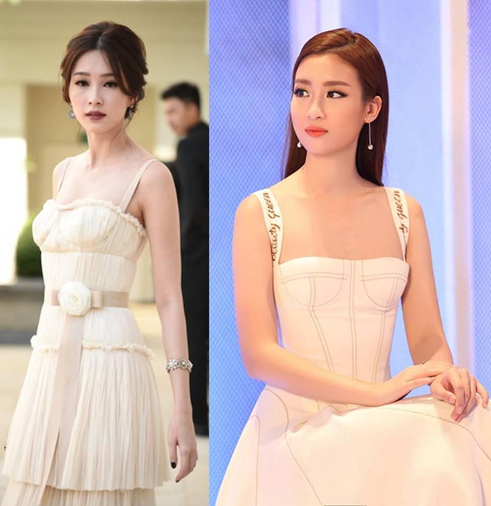 Mai Phương Thúy, Phi Thanh Vân lộ mỡ vì quần áo gợi cảm nhưng phản chủ-17