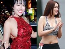 Mai Phương Thúy, Phi Thanh Vân lộ mỡ vì quần áo gợi cảm nhưng