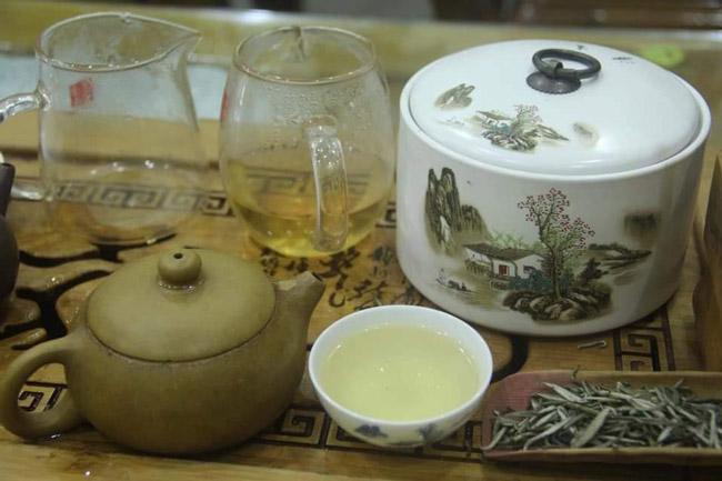 Loại trà chỉ có ở TQ, nay tìm thấy tại Việt Nam-5