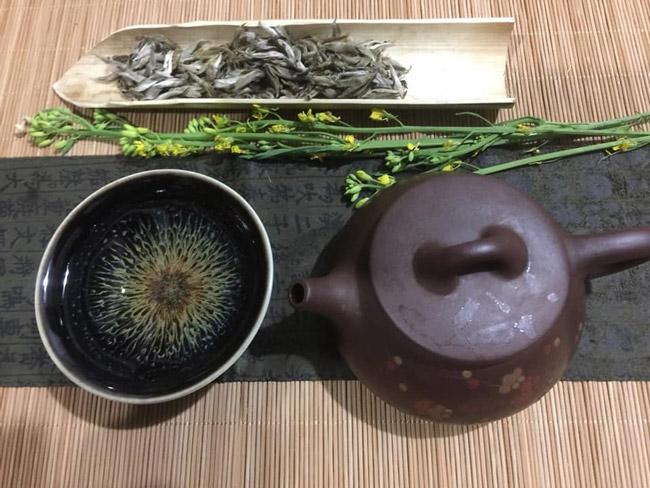 Loại trà chỉ có ở TQ, nay tìm thấy tại Việt Nam-11