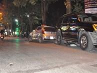 Đại uý CSGT kể lại giây phút tắt khoá điện xe 'điên' Lexus tránh gây thêm tai nạn