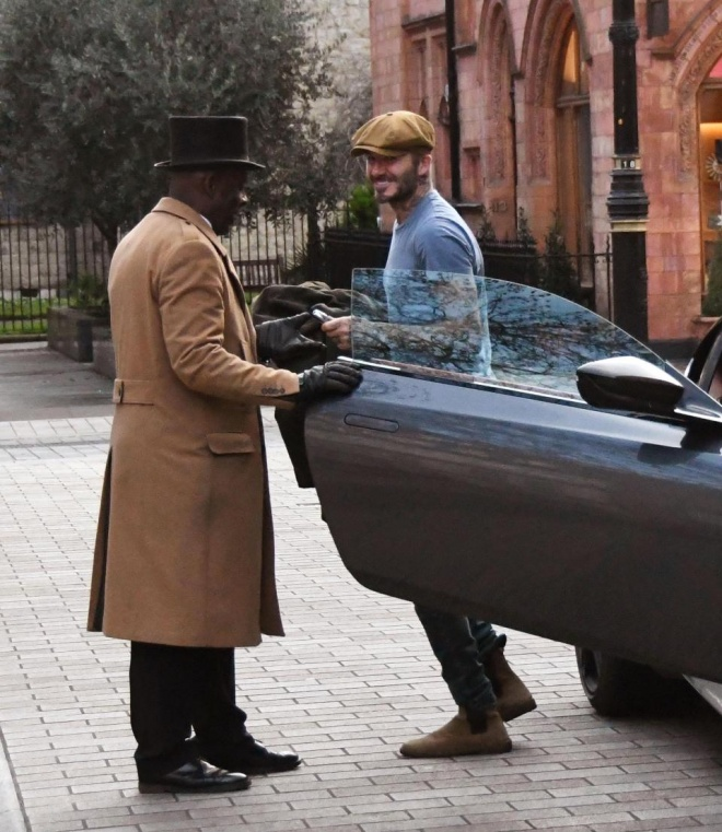 """David Beckham bổ sung xế hộp tiền tỷ vào bộ sưu tập xe khủng""""-2"""