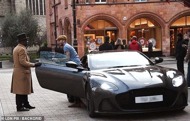 """David Beckham bổ sung xế hộp tiền tỷ vào bộ sưu tập xe khủng""""-3"""