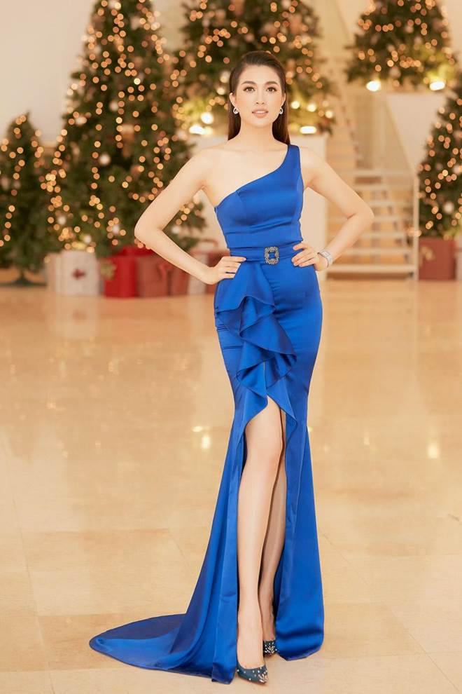 Không còn là Hoa hậu nghèo nhất VBiz, Đỗ Mỹ Linh mang trang sức tiền tỷ thắp sáng thảm đỏ-11