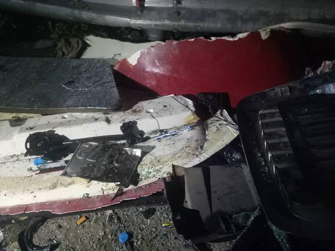Xe bồn lao xuống vực, nổ lớn rồi bùng cháy sau va chạm trên đèo Hải Vân, tài xế tử vong-6