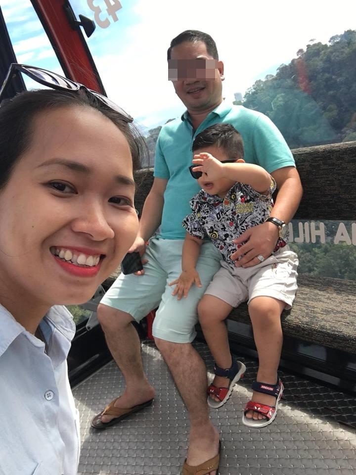 Người đẹp Hoa hậu Việt Nam từng xuất gia lên tiếng về nghi án giật chồng-1