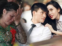 Mẹ Công Vinh khóc nức nở khi nghe tin nam cầu thủ ký đơn ly hôn Thủy Tiên trên sóng truyền hình, nhưng sự thật là...?