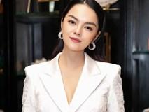 Phạm Quỳnh Anh mặc đẹp, trang điểm kỹ sau khi ly hôn Quang Huy