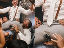 Nước mắt, nụ cười và cả sự cố khó đỡ làm nên những bức ảnh cưới đẹp nhất năm 2018!